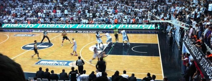 Beşiktaş Akatlar Arena is one of Must-Visit ... Istanbul.