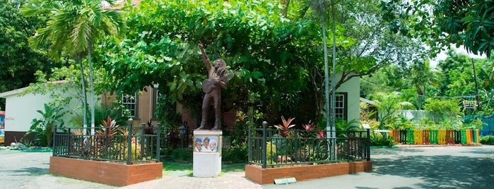 Bob Marley Museum is one of Jamaica.