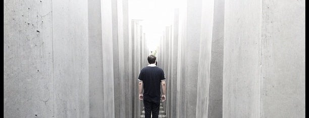 Memorial to the Murdered Jews of Europe is one of Berlin for free.