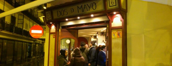 Dos de Mayo is one of Tapas / Petiscos.