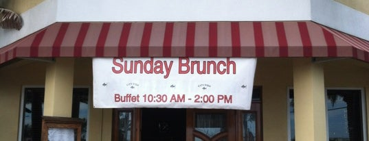 City Fish Seafood Grill is one of Brunch.