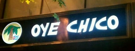 Oye Chico is one of Discos.