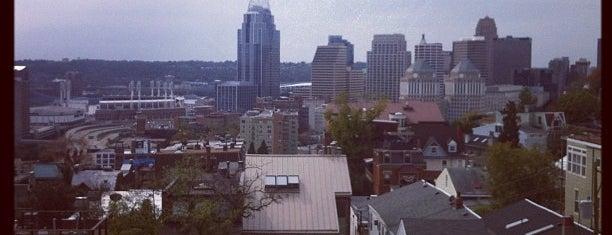 Mt. Adams Pavilion is one of Cincinnati.