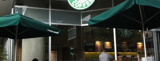 Starbucks is one of Bike Friendly México.