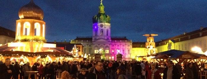Weihnachtsmarkt vor dem Schloss Charlottenburg is one of Places in Berlin.