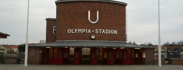 Olympiastadion is one of Sports Arena's.