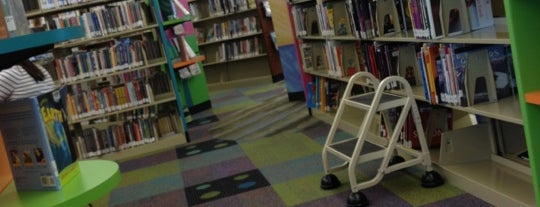 Keller Public Library is one of Favorite Hang Outs.