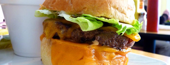 Joe's Burgers is one of DC Burgers.