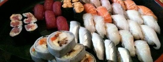 Nobu is one of NYC Restaurant Week Uptown.