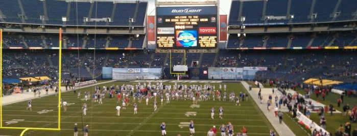 SDCCU Stadium is one of Great Sport Locations Across United States.