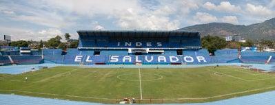 """Estadio Jorge """"El Mágico"""" González is one of San Salvador #4sqCities."""