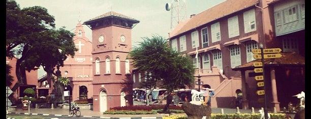 Melaka is one of UNESCO World Heritage Sites (Asia).