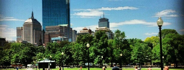 Boston Common is one of Nearby Neighborhoods: Beacon Hill.