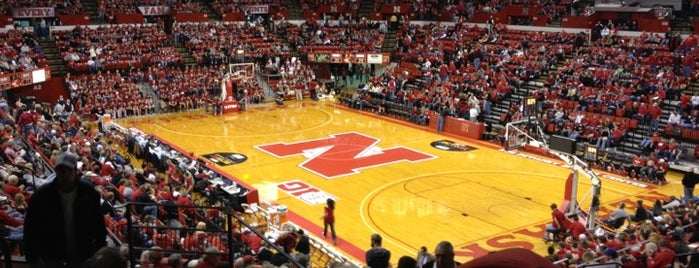 Bob Devaney Sports Center is one of Great Sport Locations Across United States.
