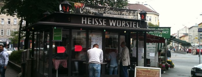 Alles Walzer, alles Wurst is one of Interessante Imbisse.