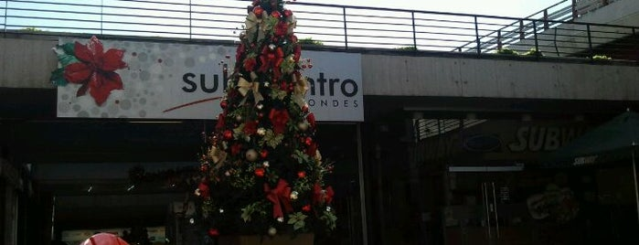 SubCentro is one of Shopping en Stgo..