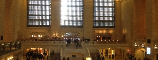 Grand Central Terminal is one of USA Trip 2013 - New York.
