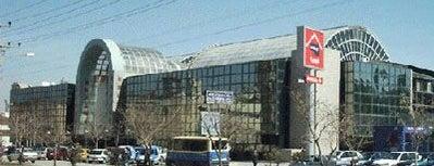 Galleria is one of Ankara AVM ve mağazaları.