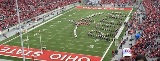 Ohio Stadium is one of Great Sport Locations Across United States.