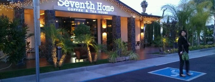 Seventh Home is one of OC Drinks and Desserts.