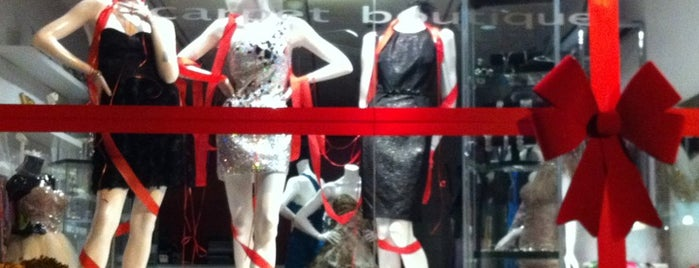 Red Carpet Boutique is one of In-Store Raffles, Activities, Refreshments.