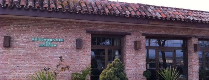El Mirador de El Goloso is one of Restaurantes en Madrid.