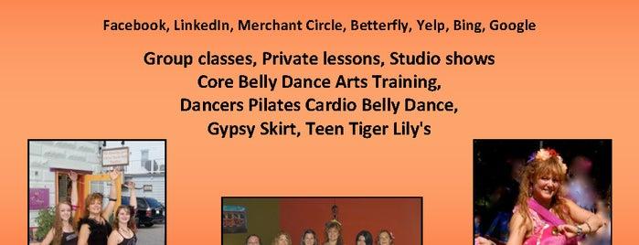 RI Belly Dance Classes