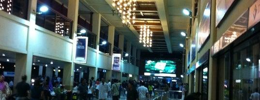 Juanda International Airport (SUB) is one of Sparkling Surabaya.