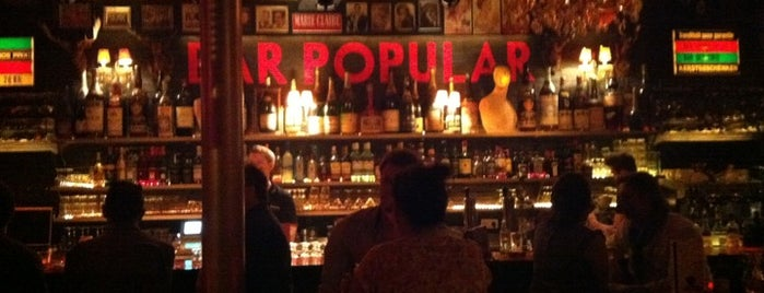 Bar Popular is one of Student van UGent.
