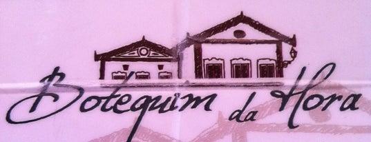 Botequim da Hora is one of Prefeitura.