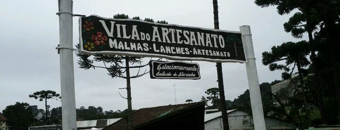 Vila do Artesanato is one of The best of Campos do Jordão.