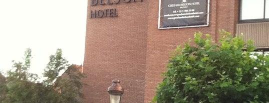 Gresham Belson Hotel Brussels is one of Hôtel.