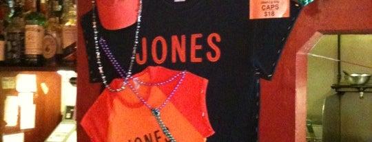 Great Jones Cafe is one of If it looks good, eat it!.
