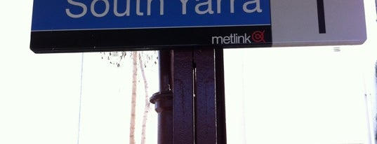 South Yarra Station is one of The Best of South Yarra.