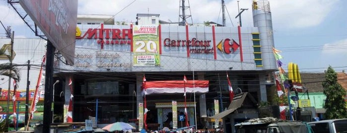 Malang Plaza is one of Malang Spots.