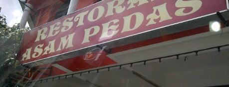 Restoran Asam Pedas is one of Top 10 restaurants when money is no object.