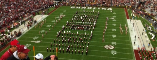 Williams-Brice Stadium is one of Great Sport Locations Across United States.