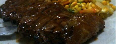 Abuba Steak is one of Tempat makan OK'lah.