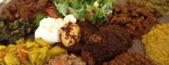 Zeni Ethiopian Restaurant is one of Food.