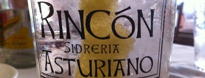 Rincon Asturiano is one of Restaurantes Malaga.