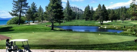 Edgewood Tahoe Golf Course is one of Total Rewards Entertainment.