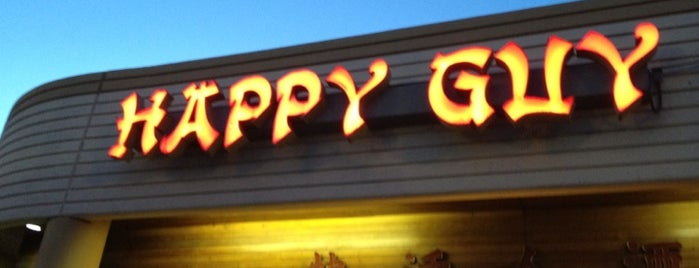Happy Guy is one of The 15 Best Inexpensive Places in San Antonio.