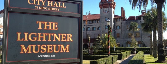 St. Augustine Tourist Spots to See