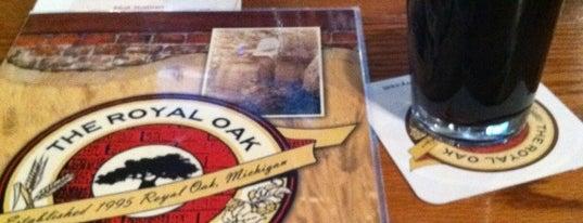 Royal Oak Brewery is one of Breweries to Visit.