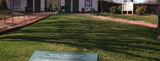 George Washington's Mount Vernon is one of My favorites for Museums.