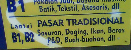 Pasar Baru Trade Center is one of My Hometown.