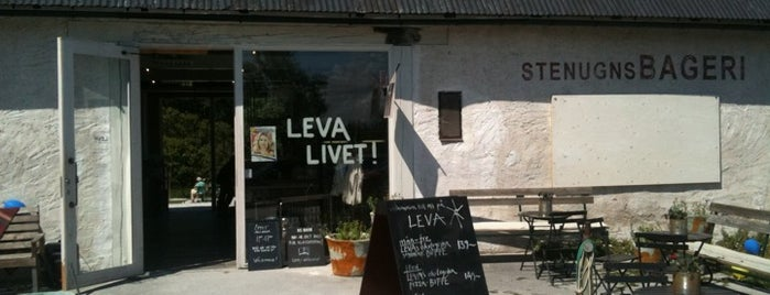 Leva Kungslador is one of Gotland.