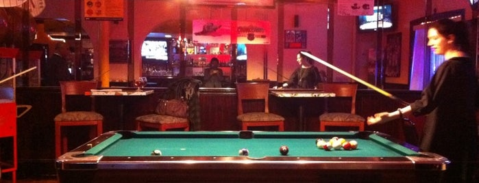 Half Court Sports Bar is one of Locations Discovered.