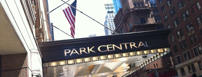 Park Central Hotel New York is one of NYC Dining.