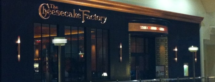 The Cheesecake Factory is one of 2012-02-08.